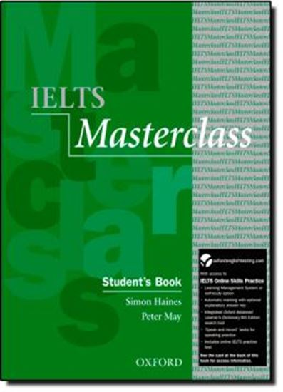 Picture of IELTS MASTERCLASS STUDENTS BOOK WITH ONLINE SKILLS PRACTICE PACK