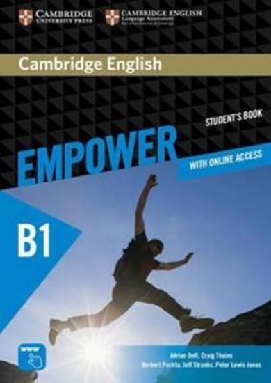 Picture of CAMBRIDGE ENGLISH EMPOWER PRE-INTERMEDIATE SB WITH ONLINE ACCESS