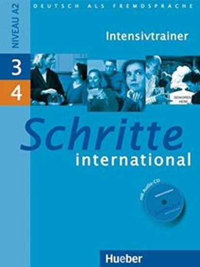 Picture of SCHRITTE INTERNATIONAL 3+4, INTENSIVTRAINER + CD
