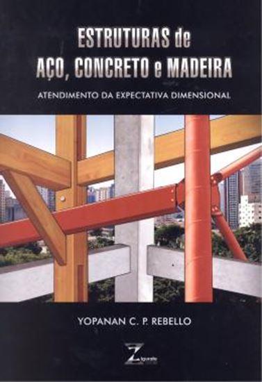 Picture of ESTRUTURAS DE ACO, CONCRETO E MADEIRA