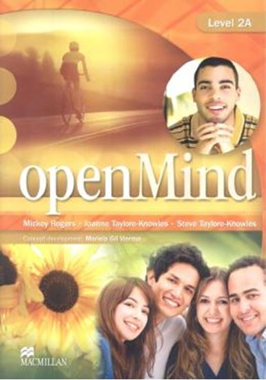 Picture of OPEN MIND 2A SB PACK WITH WB