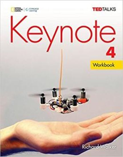 Picture of KEYNOTE 4 WORKBOOK - AMERICAN