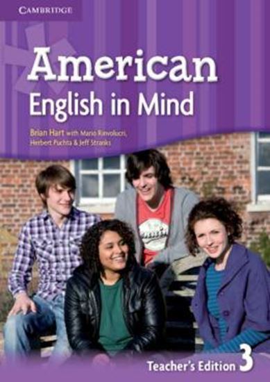 Picture of AMERICAN ENGLISH IN MIND 3 TEACHERS EDITION - 1ST ED