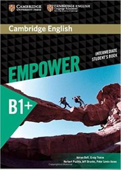 Picture of CAMBRIDGE ENGLISH EMPOWER INTERMEDIATE SB - 1ST ED