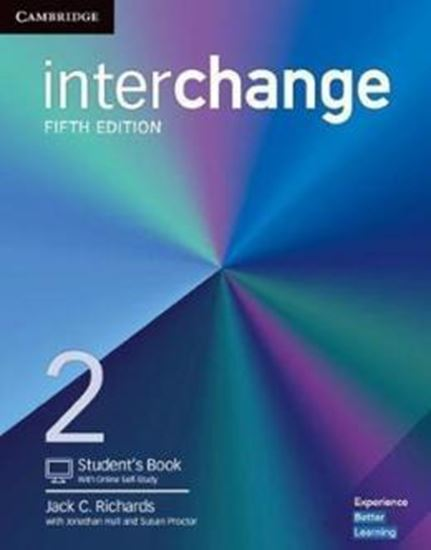 Picture of INTERCHANGE 2 SB WITH ONLINE SELF-STUDY - 5TH ED