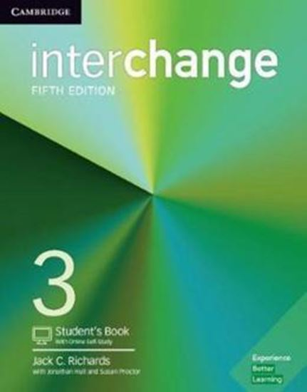 Picture of INTERCHANGE 3 SB WITH ONLINE SELF-STUDY - 5TH ED