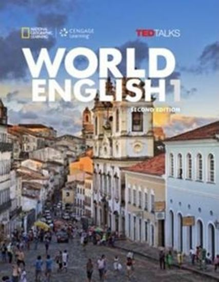 Picture of WORLD ENGLISH 1 SB WITH ONLINE WB - 2ND ED