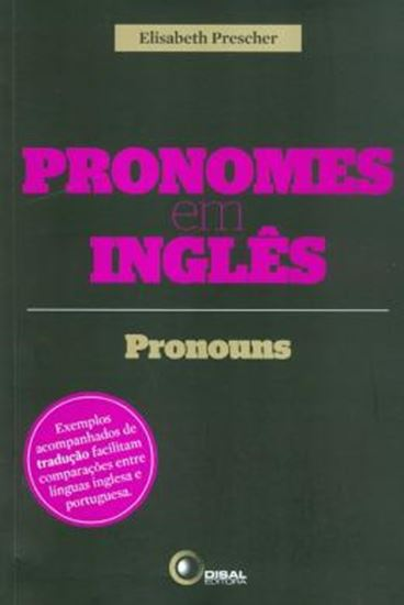 Picture of PRONOMES EM INGLES - PRONOUNS