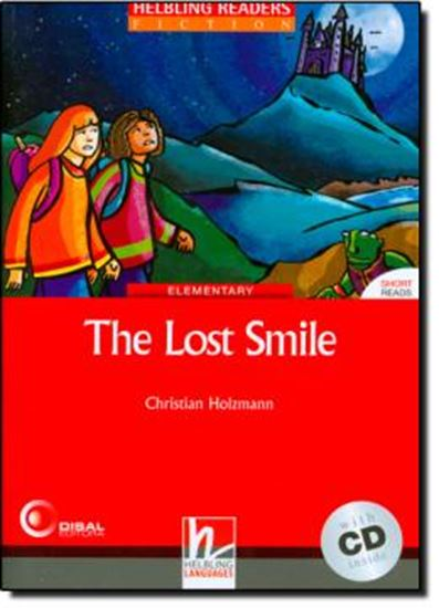 Picture of THE LOST SMILE WITH CD - ELEMENTARY