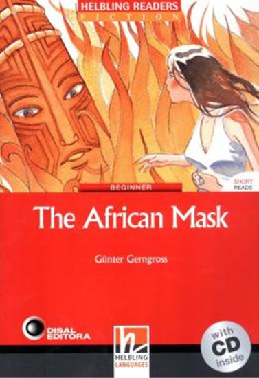 Picture of AFRICAN MASK, THE - WITH CD - BEGINNER