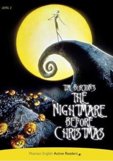 Picture of TIM BURTONS - THE NIGHTMARE BEFORE CHRISTMAS WITH CD/MP3
