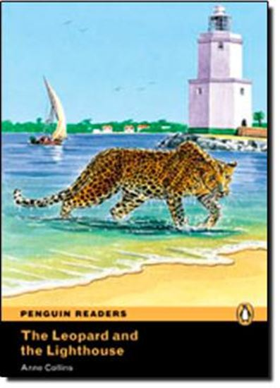 Picture of LEOPARD AND THE LIGHTHOUSE, THE - PENGUIN READER EASYSTARTS - BOOK WITH AUDIO CD