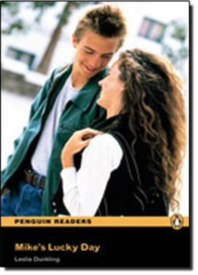 Picture of MIKE´S LUCKY DAY - PENGUIN READERS LEVEL 1 - BOOK WITH AUDIO CD