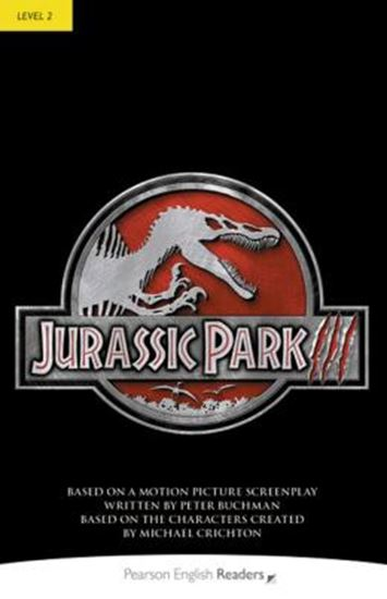 Picture of JURASSIC PARK - LEVEL 2 WITH MP3 PACK