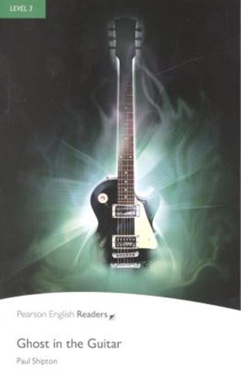 Picture of GHOST IN THE GUITAR PENGUIN READERS LEVEL 3 - BOOK WITH MP3 AUDIO CD