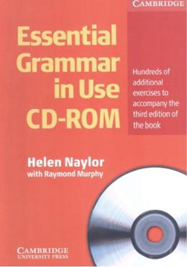 Picture of ESSENTIAL GRAMMAR IN USE CD-ROM - 3RD ED
