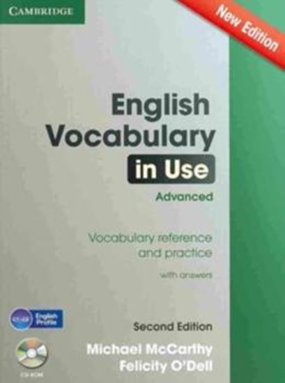 Picture of ENGLISH VOCABULARY IN USE ADVANCED WITH CD-ROM - 2ND ED