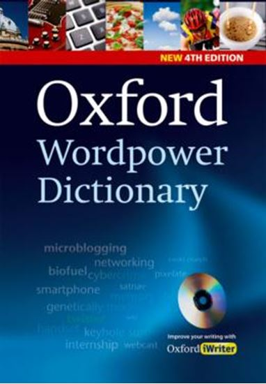 Picture of OXFORD WORDPOWER DICTIONARY PACK WITH CD-ROM - 4TH ED