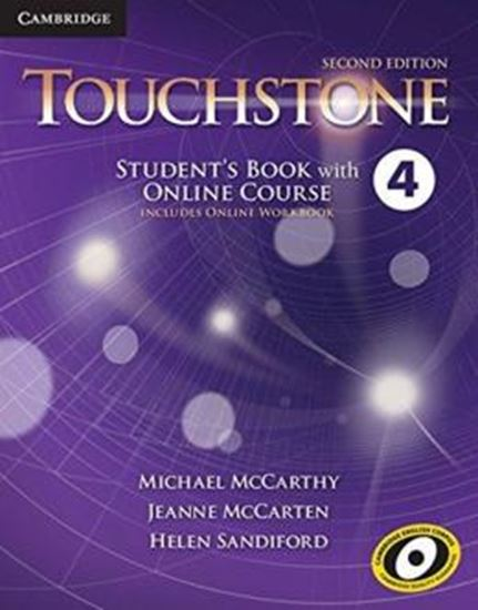 Picture of TOUCHSTONE 4 SB WITH ONLINE COURSE - INCLUDES ONLINE WORKBOOK - 2ND ED