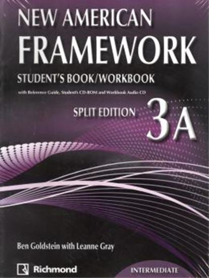 Picture of NEW AMERICAN FRAMEWORK 3A SB/WB - WITH CD-ROM
