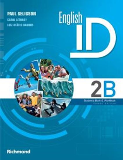 Picture of ENGLISH ID 2B STUDENT´S BOOK AND WORKBOOK - AMERICAN