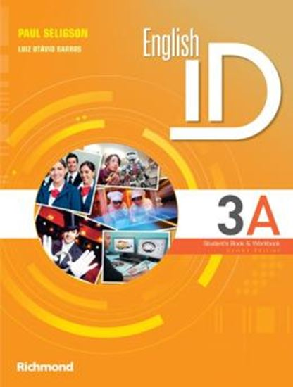 Picture of ENGLISH ID 3A SB/WB - AMERICAN