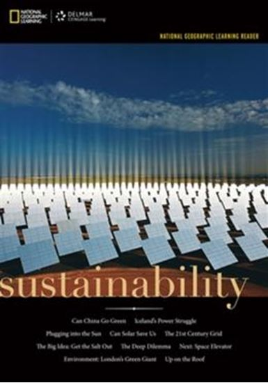 Picture of SUSTAINABILITY - WITH PRINTED ACCESS CARD - NATIONAL GEOGRAPHIC READER
