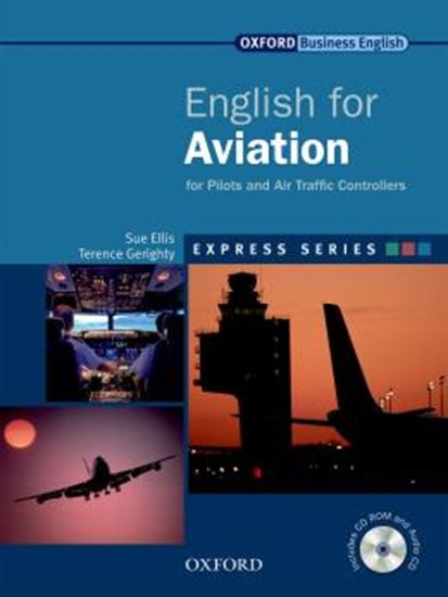 Picture of ENGLISH FOR AVIATION SB WITH MULTIROM