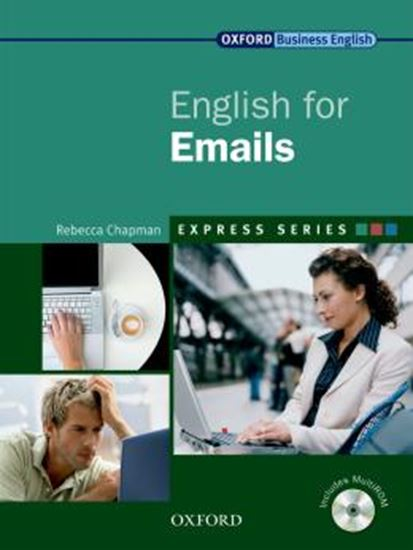Picture of ENGLISH FOR E-MAILS WITH  MULTIROM