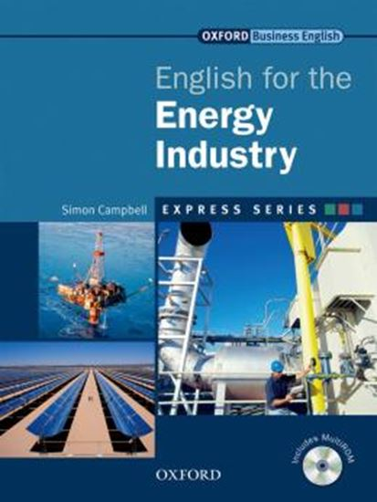 Picture of ENGLISH FOR ENERGY INDUSTRY SB WITH MULTI-ROM