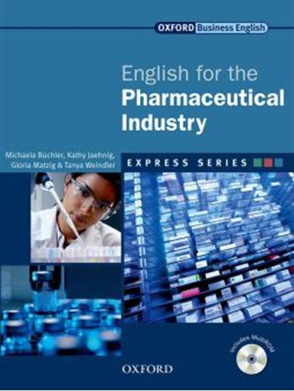 Picture of ENGLISH FOR PHARMACEUTICAL INDUSTRY STUDENT´S BOOK WITH MULTIROM