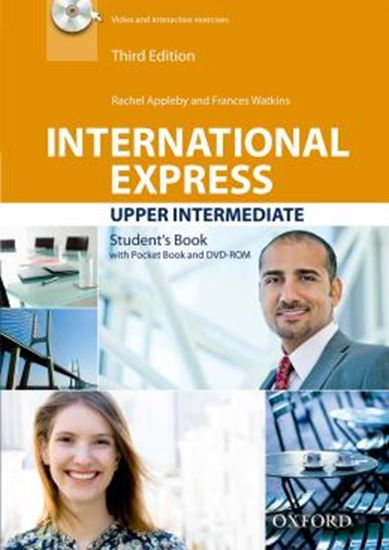 Picture of INTERNATIONAL EXPRESS UPPER-INTERMEDIATE SB WITH POCKETBOOK & DVD-ROM - 3RD ED