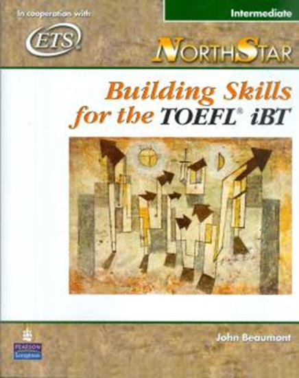 Picture of NORTHSTAR - BUILDING SKILLS FOR THE TOEFL IBT - INTERMEDIATE STUDENT´S BOOK WITH AUDIO CD´S