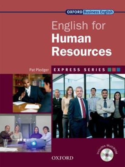 Picture of ENGLISH FOR HUMAN RESOURCES WITH MULTIROM