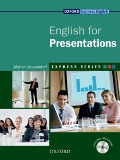 Picture of ENGLISH FOR PRESENTATIONS - WITH MULTIROM