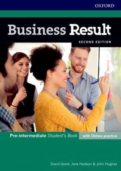 Picture of BUSINESS RESULT PRE-INTERMEDIATE SB - 2ND ED