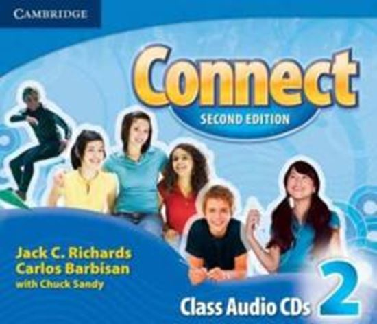 Picture of CONNECT 2 CLASS AUDIO CDS - 2ND ED