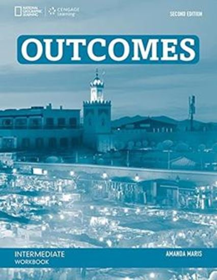 Picture of OUTCOMES INTERMEDIATE WB WITH AUDIO CD - 2ND ED