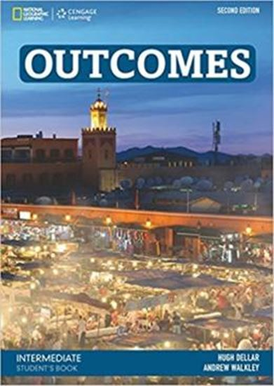 Picture of OUTCOMES INTERMEDIATE SB WITH CLASS DVD AND ACCESS CODE - 2ND ED