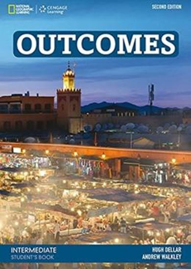 Picture of OUTCOMES INTERMEDIATE SB & CLASS WITHOUT CODE - 2ND ED