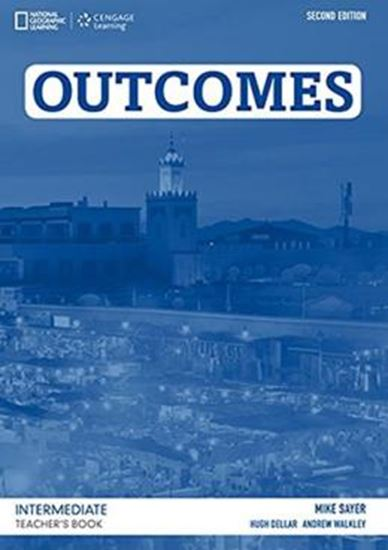 Picture of OUTCOMES INTERMEDIATE TEACHER´S BOOK - 2ND ED