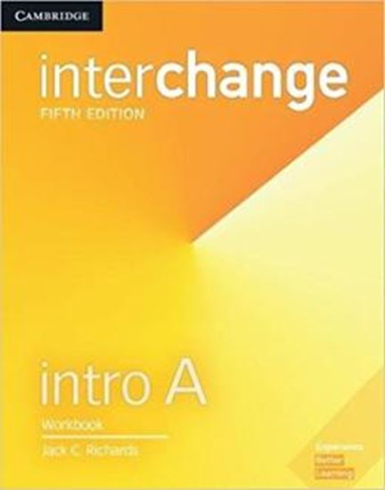 Picture of INTERCHANGE INTRO A WORKBOOK - 5TH ED