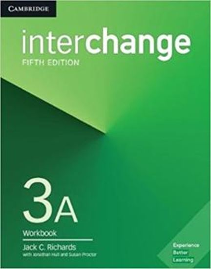 Picture of INTERCHANGE 3A WORKBOOK - 5TH ED