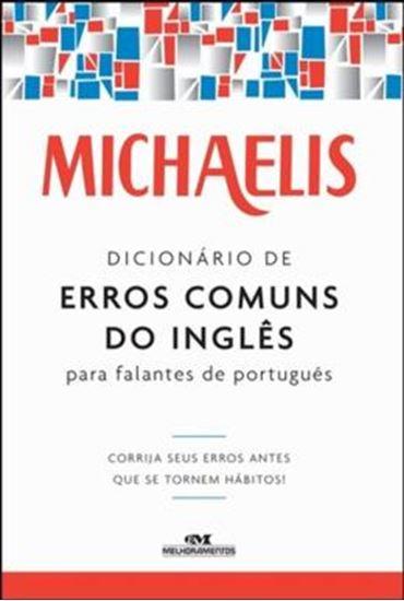 Picture of MICHAELIS DICIONARIO DE ERROS COMUNS DO INGLES PARA FALANTES DO PORTUGUES