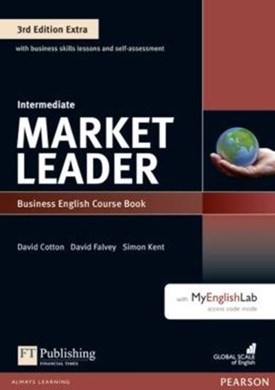 Picture of MARKET LEADER EXTRA INTERMEDIATE CB WITH DVD-ROM - 3RD ED