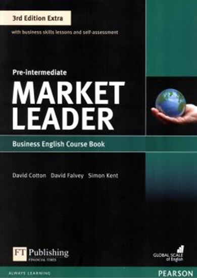 Picture of MARKET LEADER EXTRA PRE-INTERMEDIATE CB WITH DVD-ROM - 3RD ED