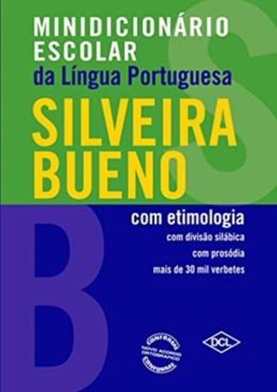 Picture of MINIDICIONARIO ESCOLAR DA LINGUA PORTUGUESA - COM ETIMOLOGIA