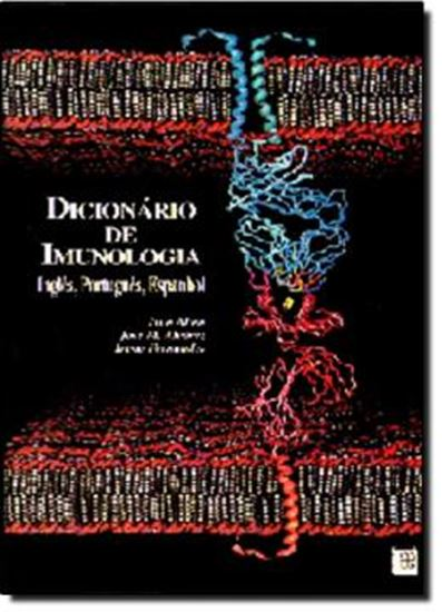 Picture of DICIONARIO DE IMUNOLOGIA - INGLES, PORTUGUES., ESPANHOL