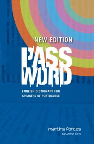 Picture of PASSWORD - ENGLISH DICTIONARY FOR SPEAKERS OF PORTUGUESE - NEW EDITION