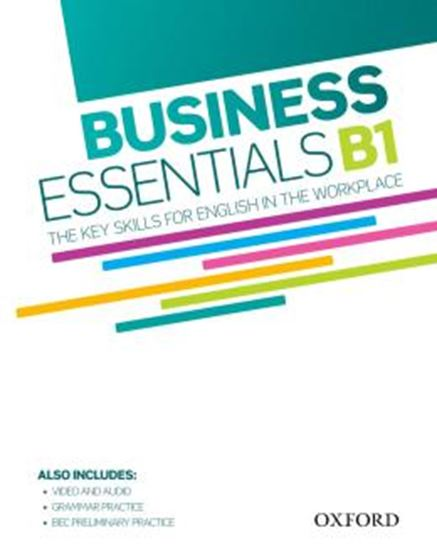 Picture of BUSINESS ESSENTIALS THE KEY SKILLS FOR ENGLISH IN THE WORKPLACE